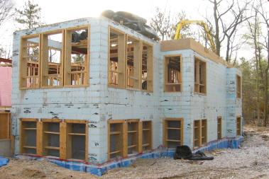 Insulated concrete homes icf better built custom builders for Icf house plans canada