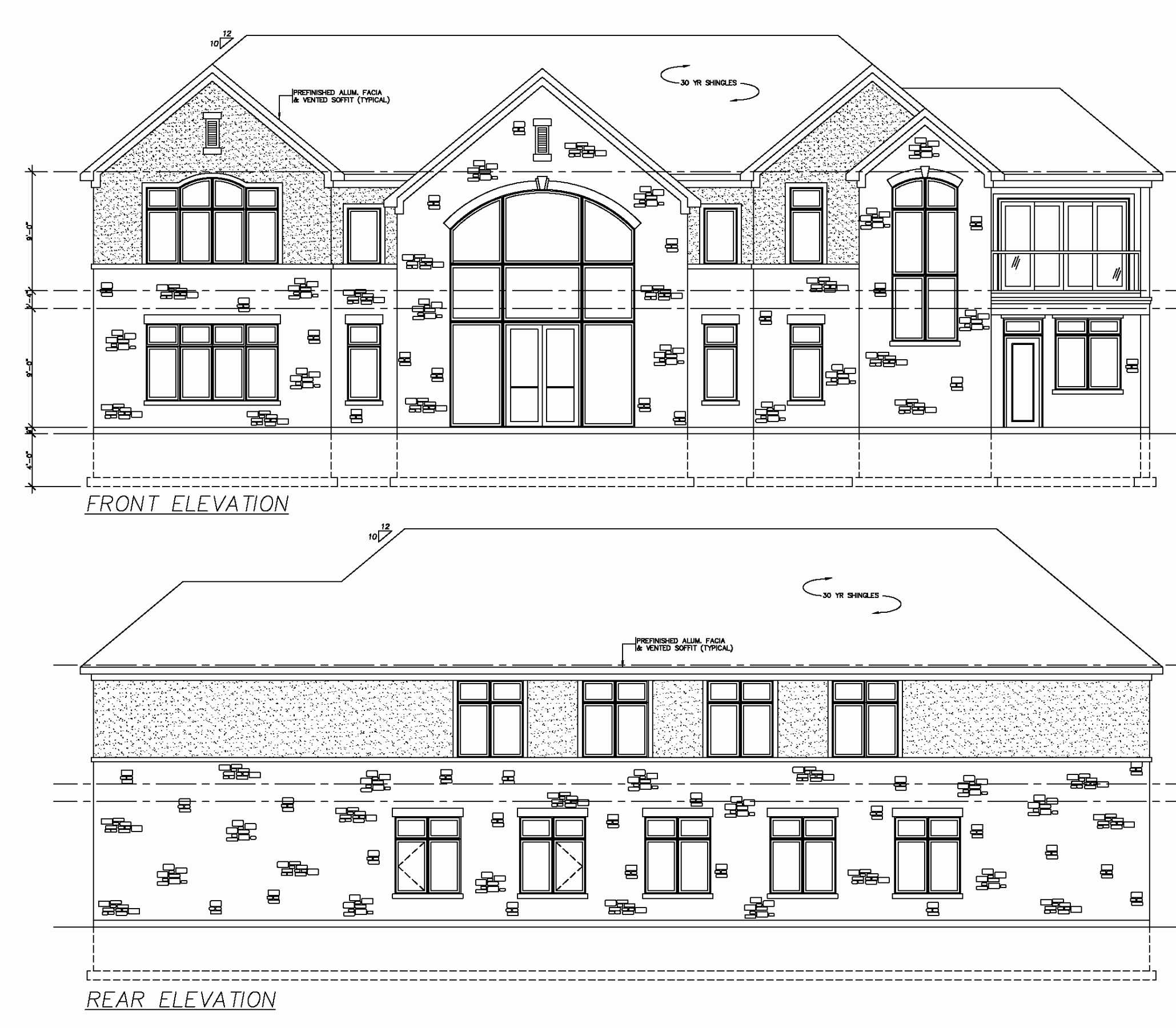 Present And Future Needs Fp Elevation1 Oke Woodsmith Building 1986 Jaguar Xj6 Wiring Diagram Systems Inc