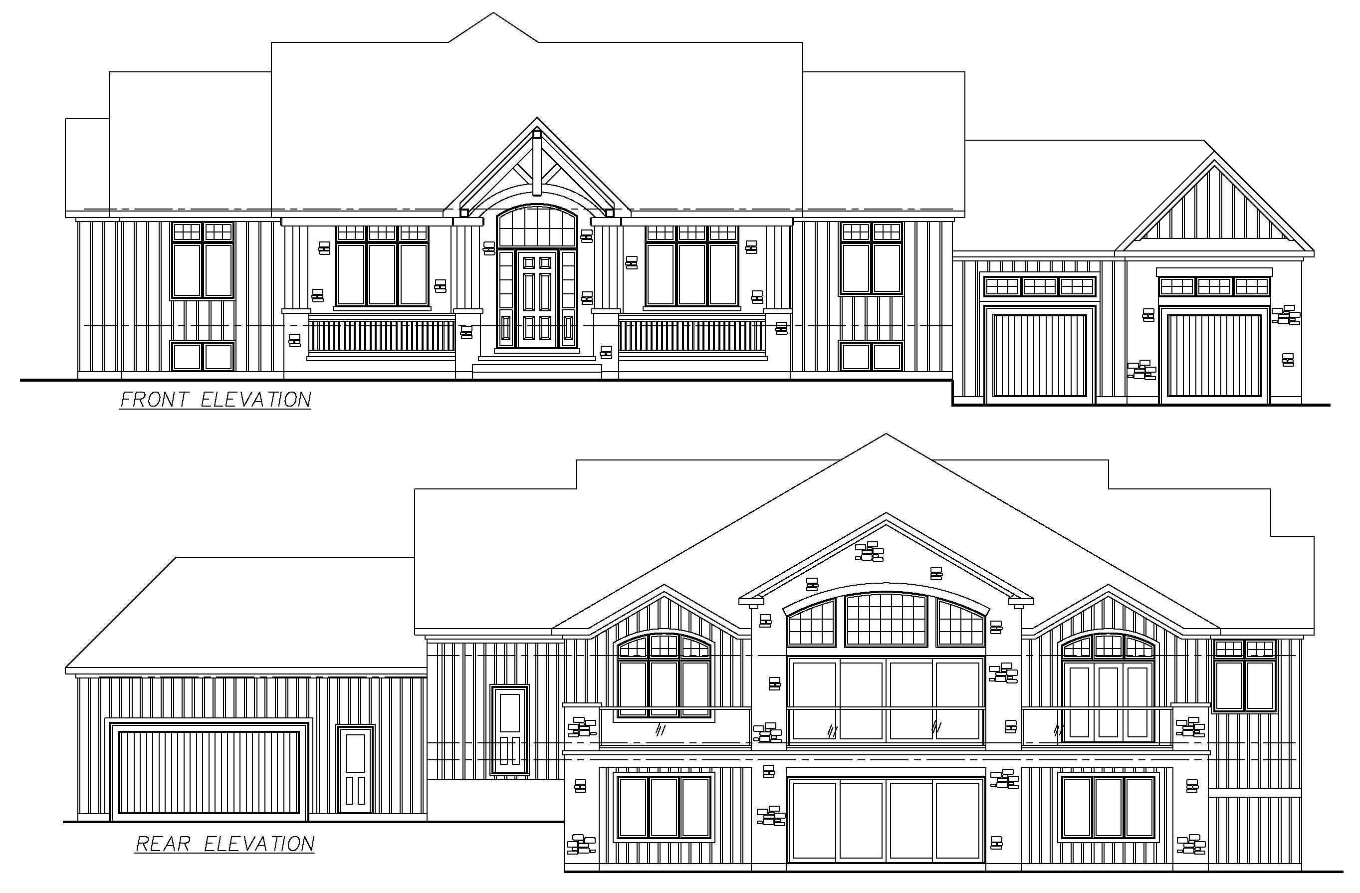 Stinsons Gables – Knole House Floor Plan