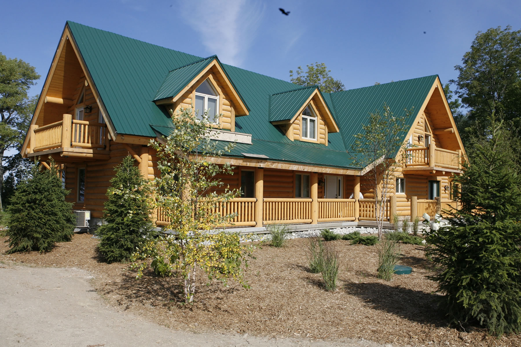 The Original Log Cabin Homes Picked For Cabin Of The Year